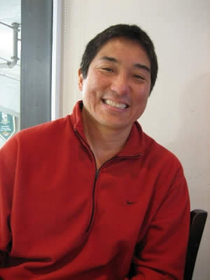 Guy Kawasaki, el gran evangelizador de Apple.