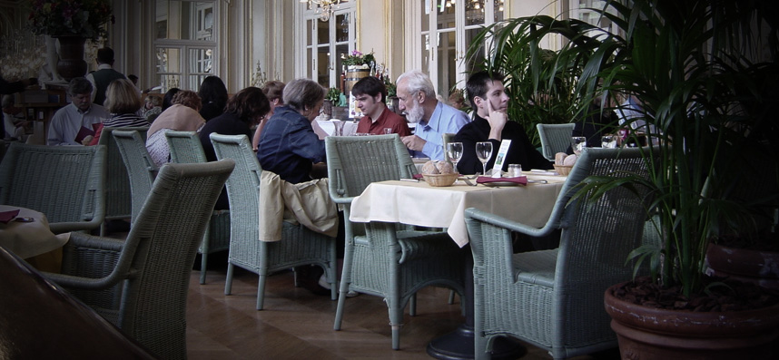 Restaurant in The Musee d'Orsay (wikipedia)
