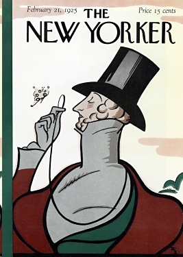 Portada de The New Yorker / Wikipedia