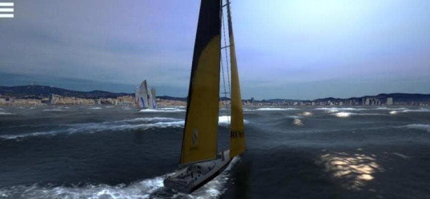Barcelona World Race-The Game