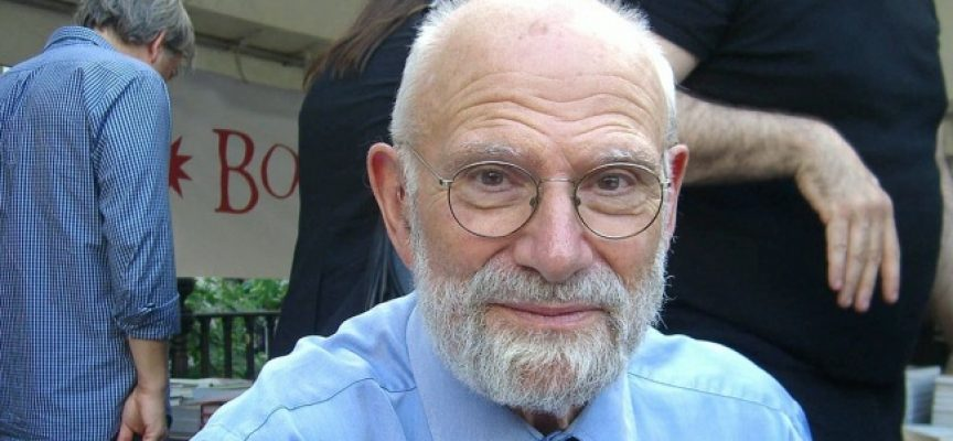 Oliver Sacks, un enorme privilegio