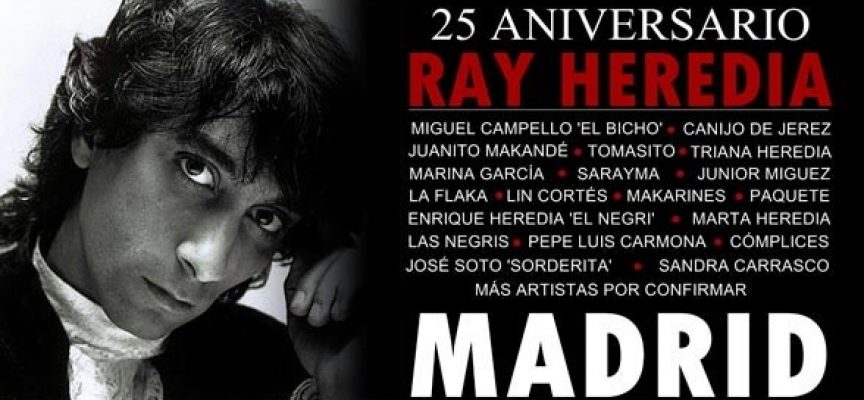 25 años sin Ray Heredia
