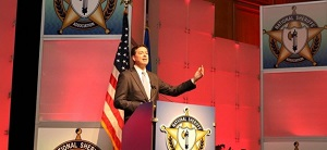 Foto de Conferencia inaugural del Director del FBI, James Comey